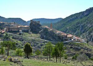 Linares de Mora-Barranco Hondo (BUS) @ Plaça d'Espanya | València | Comunidad Valenciana | Espanya
