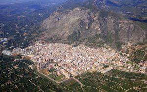 Travesía Favara – Ratlla (625 m) – Les Creus (539 m) – Tavernes de Valldigna (BUS) @ Plaça d'Espanya | València | Comunidad Valenciana | Espanya