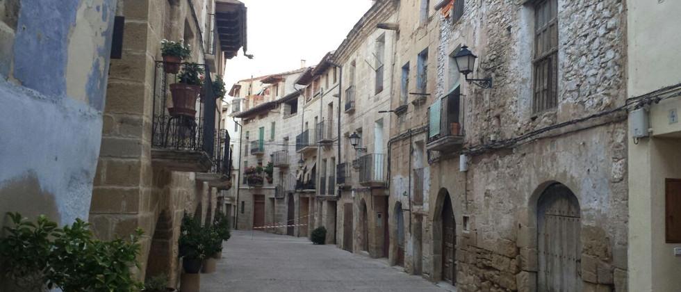 Avanç Pont de Maig: Comarca del Matarranya, del 28 d'abril a l'1 de maig