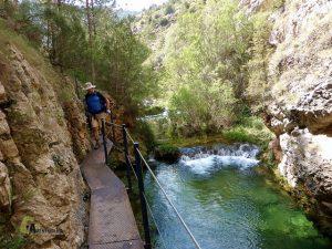 Estrechos del río Ebrón: Tormón - El Cuervo (BUS) @ Plaça d'Espanya | València | Comunidad Valenciana | Espanya