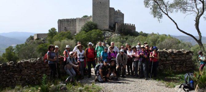 Fotos excursió Los castillos de Alcalá de Xivert y Santa Magdalena de Pulpis