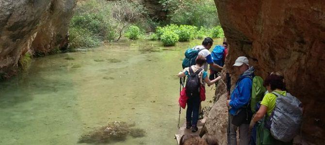 Fotos excursió Estrechos del Ebrón