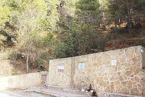 Font de Barraix-Segart-Garbí-Font de Barraix (cotxes) @ Plaça de Espanya