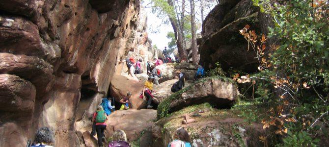 Fotos excursió Bezas