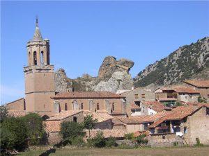 Travesía de Allepuz-Villaroya de los Pinares (Camí dels Pilons)-Miravete de la Sierra (BUS) @ Plaça de Espanya