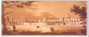 Paseo por la Historia: Palacio Real, Alameda, y Exposición regional 1909 @ Entrada a Viveros por Blasco Ibáñez