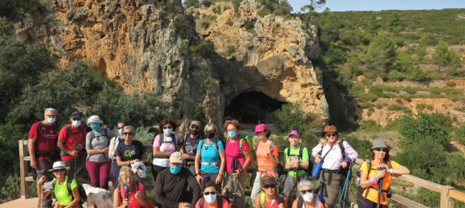 Fotos Ruta Alborache-Cueva de las Palomas