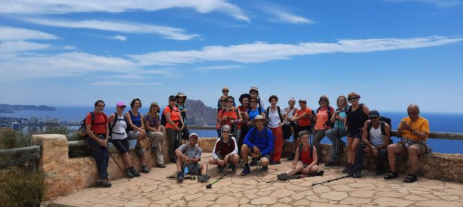 Fotos excursió Morro de Toix